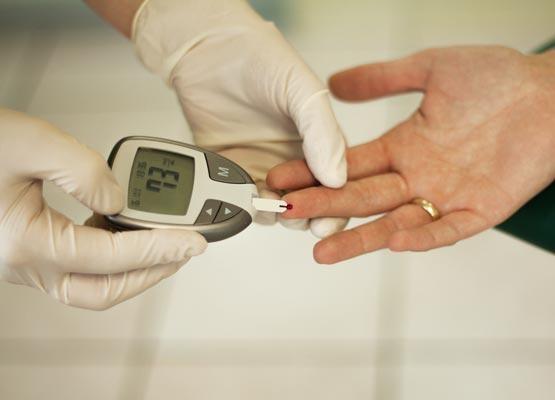 GZM Vorsorgeuntersuchung Blutzuckermessung