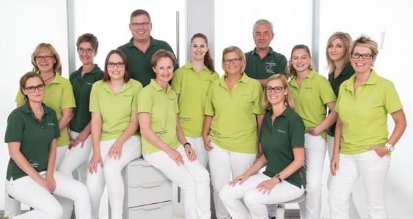GZM Team in Hövelhof